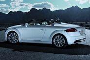 Audi TT Clubsport Quattro Concept 4
