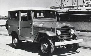 Toyota fj40 land cruiser 1960 01