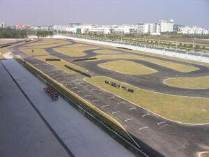 ZIC Kart track
