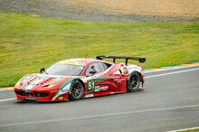 Ferrari won the pro category in 2013