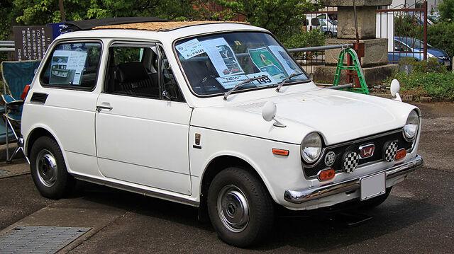 File:1969 Honda N360 Hondamatic.jpg