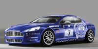 Aston Martin Rapide 24h Nurburgring