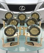 Lexus JD Power