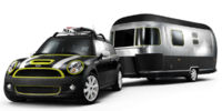 MINI Clubman Airstream Trailer Concept