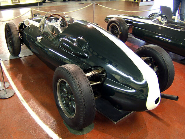 File:Cooper T51 rear Donington.jpg