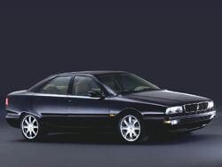 Maserati Quattroporte V8 Evoluzione 1998 1280