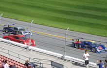 2007 DP cars competing