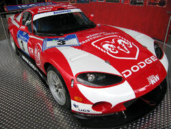 Dodge Viper Team Zakspeed