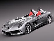 Mercedes-Benz SLR StirlingMoss 2009 0000