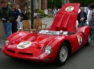 SC06 1967 Bizzarini P538