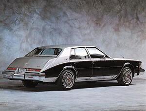 1983 seville elegante