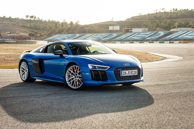 File:2017-Audi-R8-V10-Plus-front-three-quarter-01.jpg