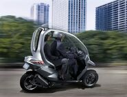 Peugeot HYmotion3 Concept 2