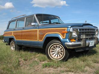 Wagoneer-jeep