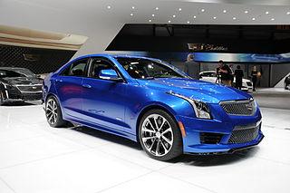 Cadillac-ATS-V