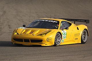 Ferrari 458 italiaGT2