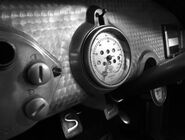 Spyker C4 dashboard