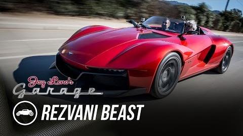 2016 Rezvani Beast - Jay Leno's Garage