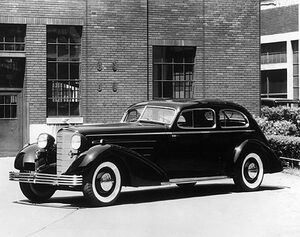 1933 aerodynamic coupe