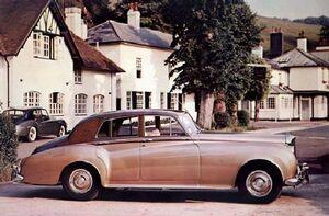 Std 1960 bentley s2 saloon-svr-rd-