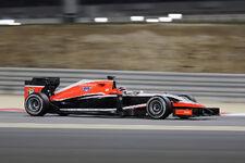 Jules Bianchi Bahreïn 2014
