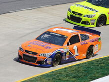 Jamie McMurray, 2013 STP Gas Booster 500