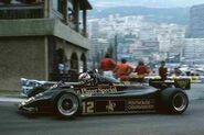 82 Lotus 91 Cosworth 06-1 Mansell monaco