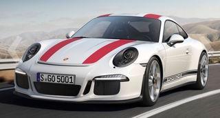 Porsche 911 R (2016)