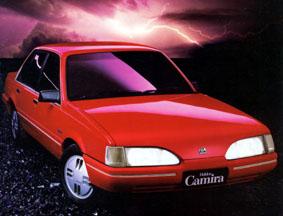 1986 Holden Camira JD