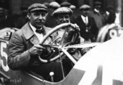 Arthur Duray at the 1914 French Grand Prix (3)