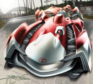 Toyota 03 l