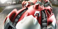 Toyota Lemans Racer Concept