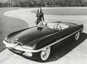 1953 dodge firearrow I