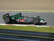 Christian Klien 2004 Belgium
