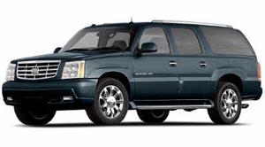 2006 Cadillac Escalade ESV 2