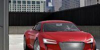 Audi R8 e-Tron Concept