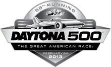 2013 Daytona 500 logo