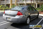 Chevrolet Impala FlexFuel 34 MIA 12 2008 with logo