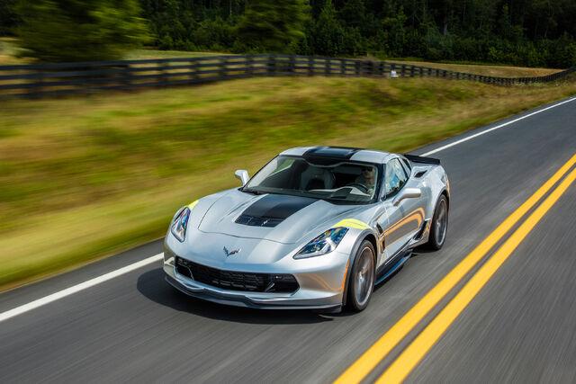 File:2017-Chevrolet-Corvette-Grand-Sport-front-three-quarter-in-motion-09.jpg