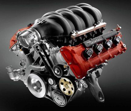 File:Maserati quattroporte motore 01.jpg
