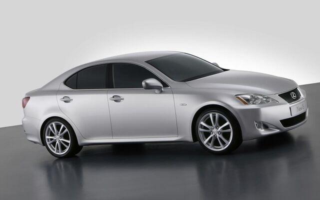 File:2007 Lexus IS.jpg