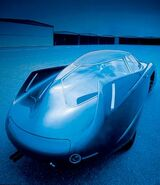 C12 0511 08z alfa romeo bertone barlinetta aerodinamica tecnica 5 rear passenger side