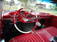 Impala interior