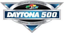 2012 Daytona 500 logo