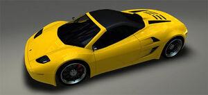 Hybrid supercar02