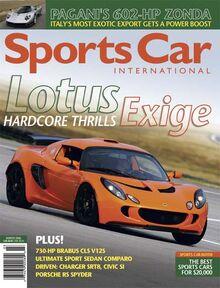 Sports car InternationalImage