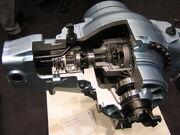 BAUMA 2004 ZF Differentialgetriebe