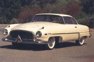 Hudson Italia 1953 Front