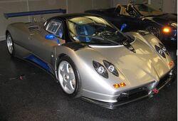 Pagani Race Car
