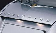 Chrysler crossfire emblem